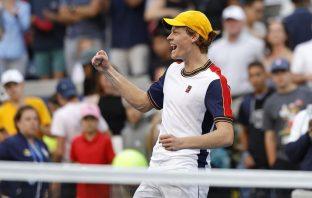 US Open, Sinner: fiero di dove sono a 20 anni
