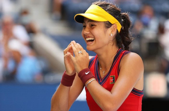 Raducanu e Fernandez riscrivono la storia degli US Open