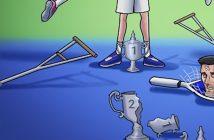La vignetta di Eurosport sul Big Three