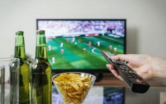 Dove vedere il calcio in tv e streaming