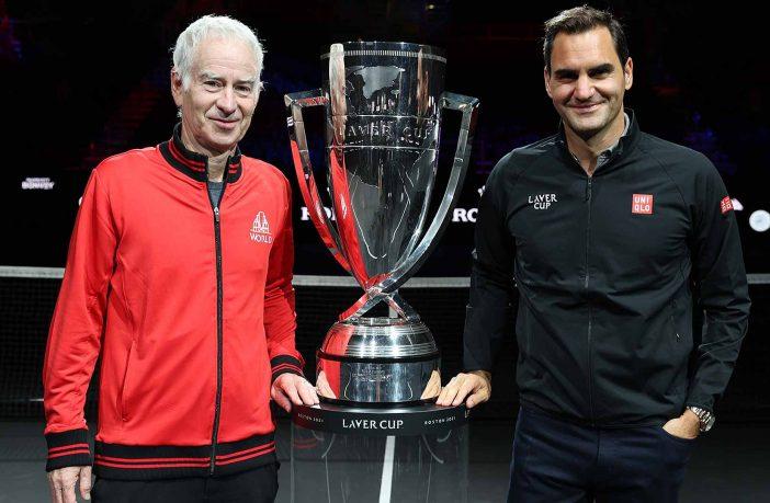 Federer all'ex campione: ecco come sto
