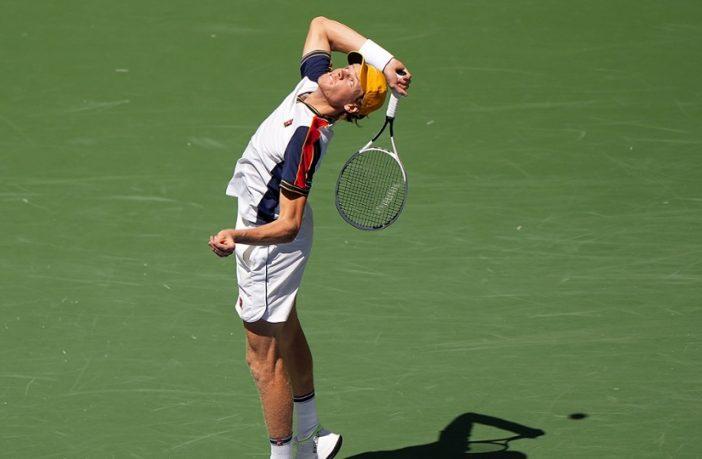 Sinner agli US Open, il bilancio è mezzo pieno
