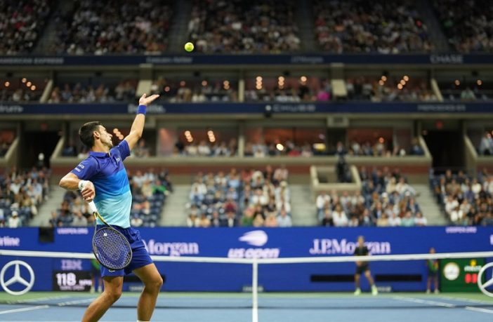 Novak Djokovic pronto per l'appuntamento con la storia