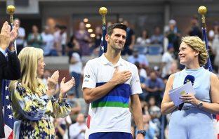 Il giorno in cui Novak entra nel cuore dei tifosi