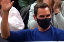 L'ovazione per Roger Federer alla Laver Cup