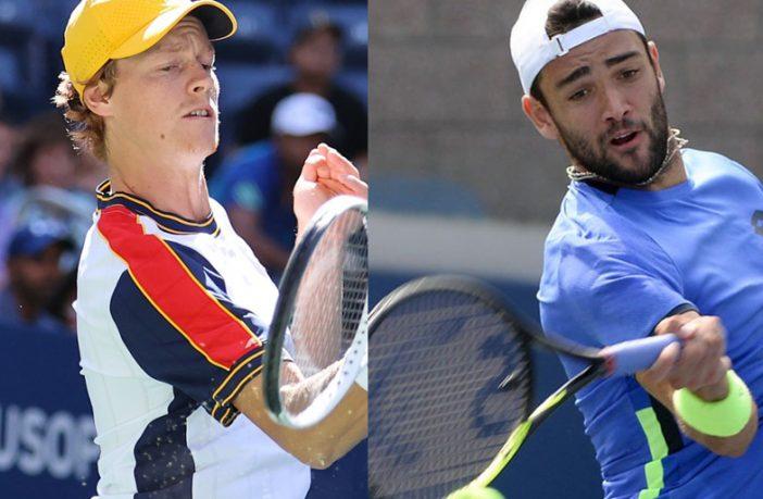 Sinner e Berrettini agli ottavi degli US Open