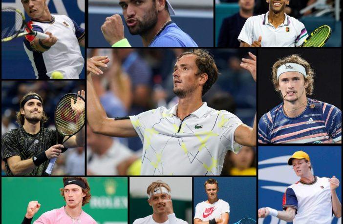 La (ipotetica) top-10 del tennis del futuro