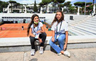 Carola e Vittoria: dal tetto alla Rafael Nadal Academy