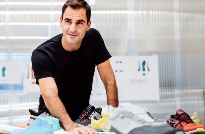 Federer-On Running, le cifre dell'investimento