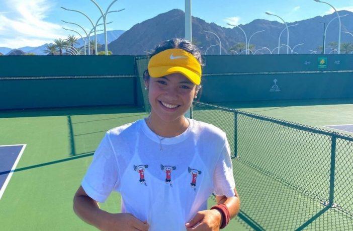 Raducanu, ma non solo: le 4 al debutto ad Indian Wells