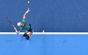 Andy Murray contro Frances Tiafoe ad Anversa
